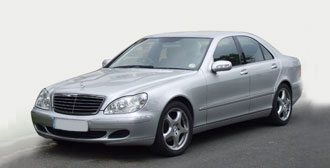 Chauffer Services Yorkshire | Mercedes S Class